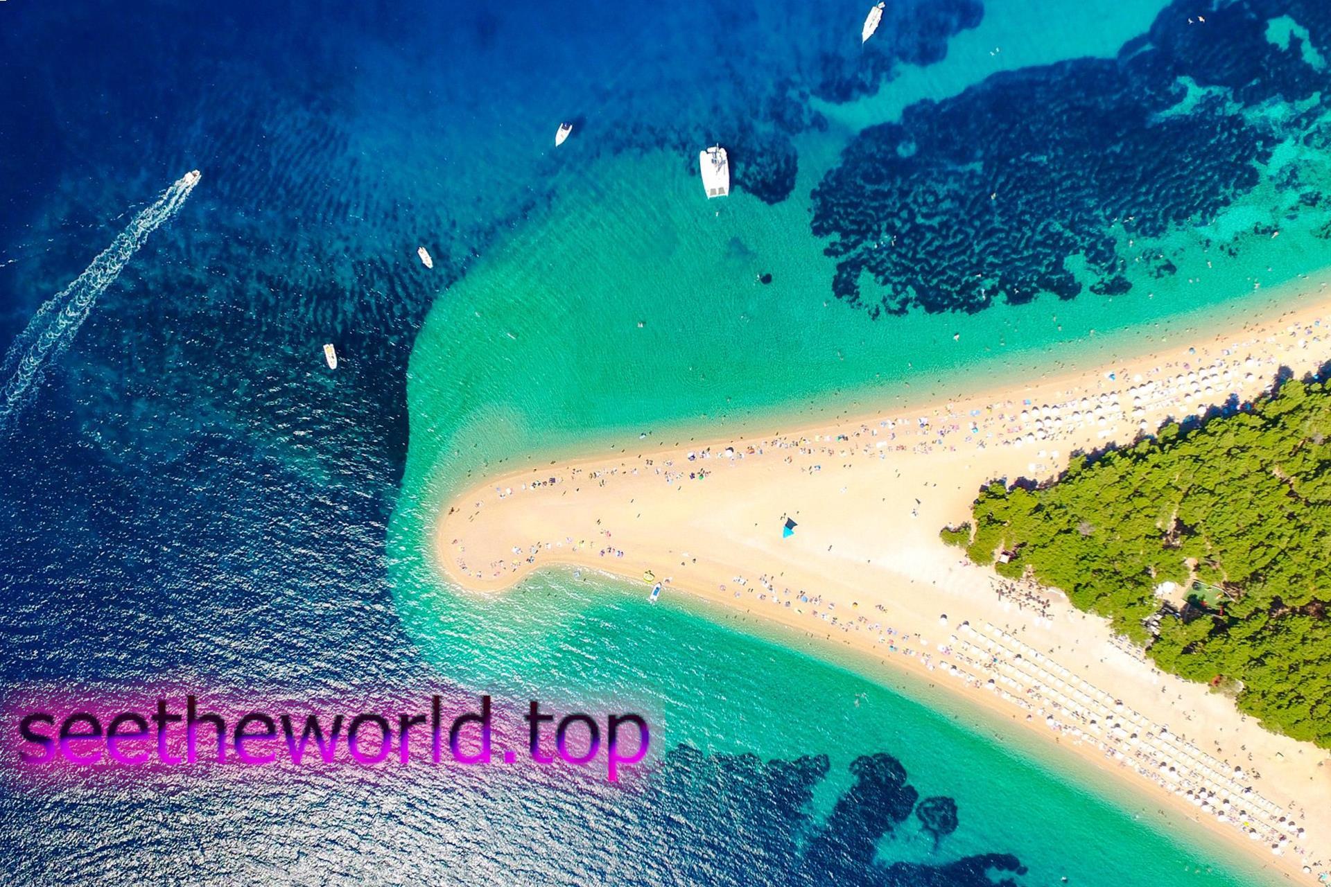 Острів Брач - де відпочити і що подивитися