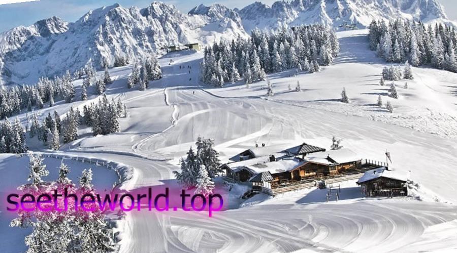 Гірськолижний курорт - Вільдер Кайзер – Бріксенталь (WilderKaiser – Brixental), Австрія