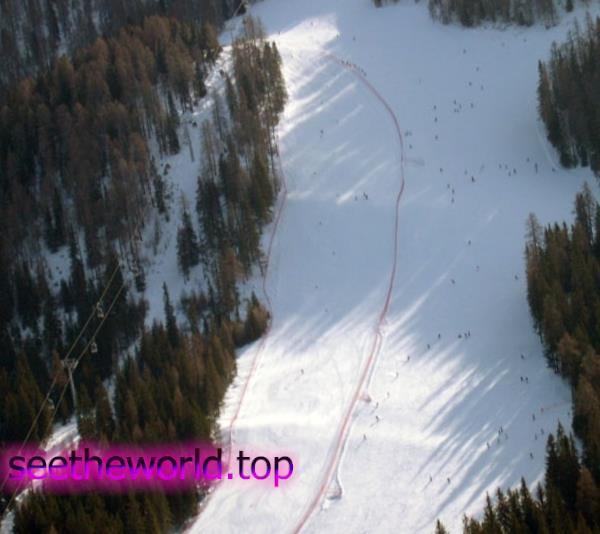 Гірськолижний курорт Кронплатц / План де Коронес (Kronplatz/Plan de Corones), Італія