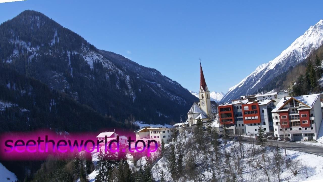 Гірськолижний курорт - Каппль(Kappl), Австрія