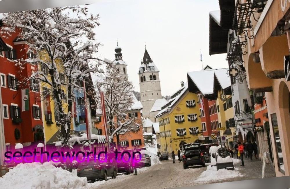 Гірськолижний курорт - Кітцбюль (Kitzbuhel)– Кірхберг (Kirchberg), Австрія