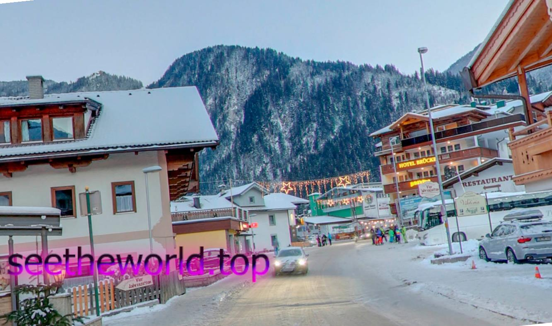 Гірськолижний курорт - Майрхофен (Mayrhofen), Австрія