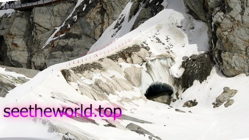 Гірськолижний курорт – Пітцталь (Pitztal)– Ріффльзе (Rifflsee), Австрія