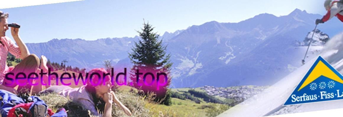 Гірськолижний курорт - Зерфаус – Фіс – Ладіс (Serfaus – Fiss – Ladis), Австрія