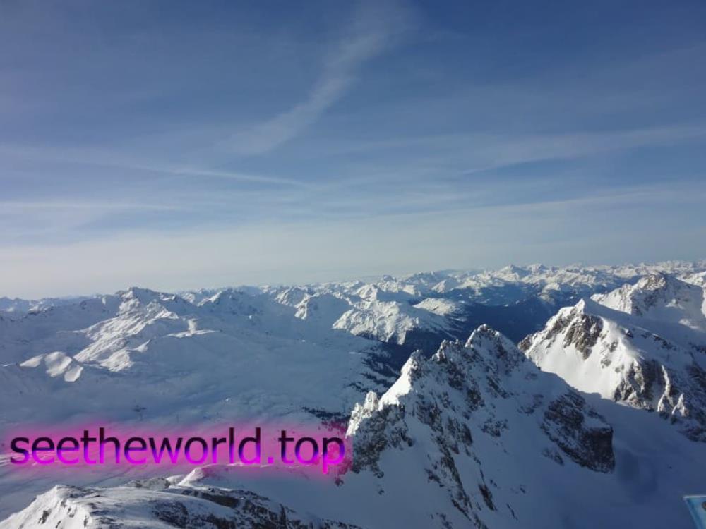 Гірськолижний курорт - Санкт-Антон ам Арльберг (St. Anton am Arlberg), Австрія