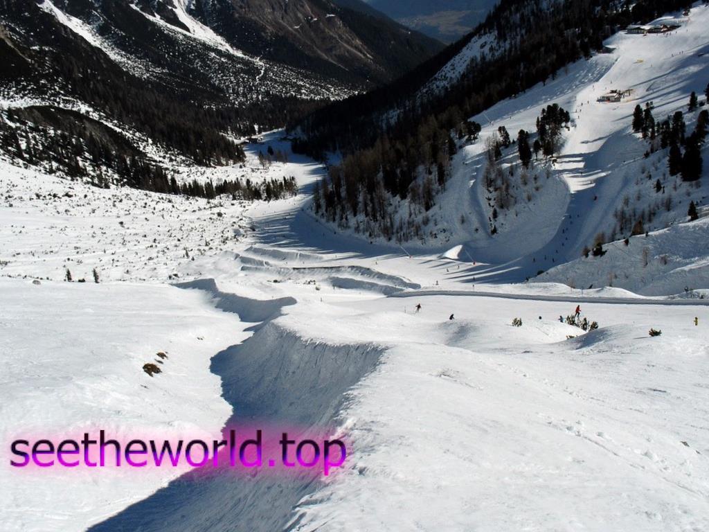 Гірськолижний курорт - Фулпмес – Шлік-2000 (Fulpmes, Shlick 2000), Австрія