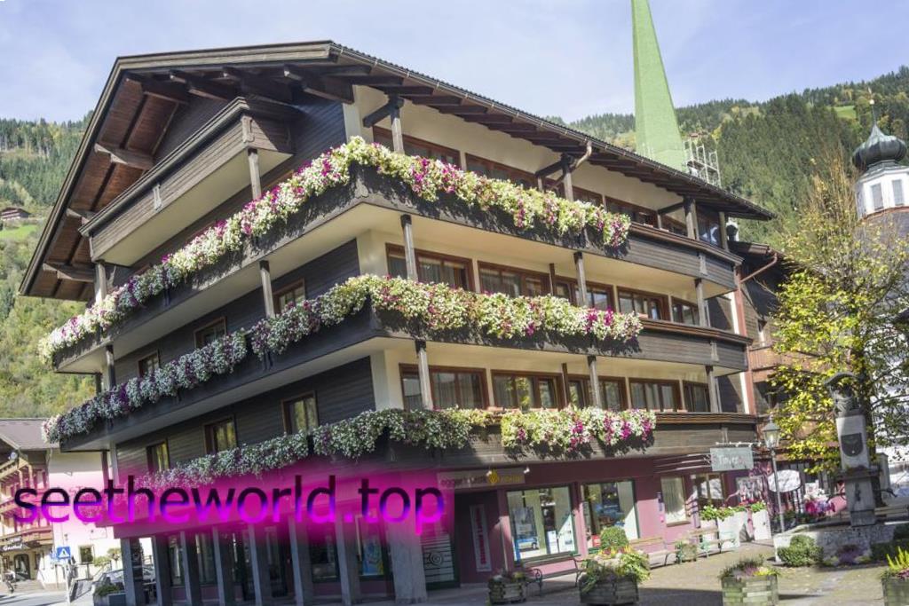 Гірськолижний курорт - Цель-ам-Ціллер (Zell am Ziller), Австрія
