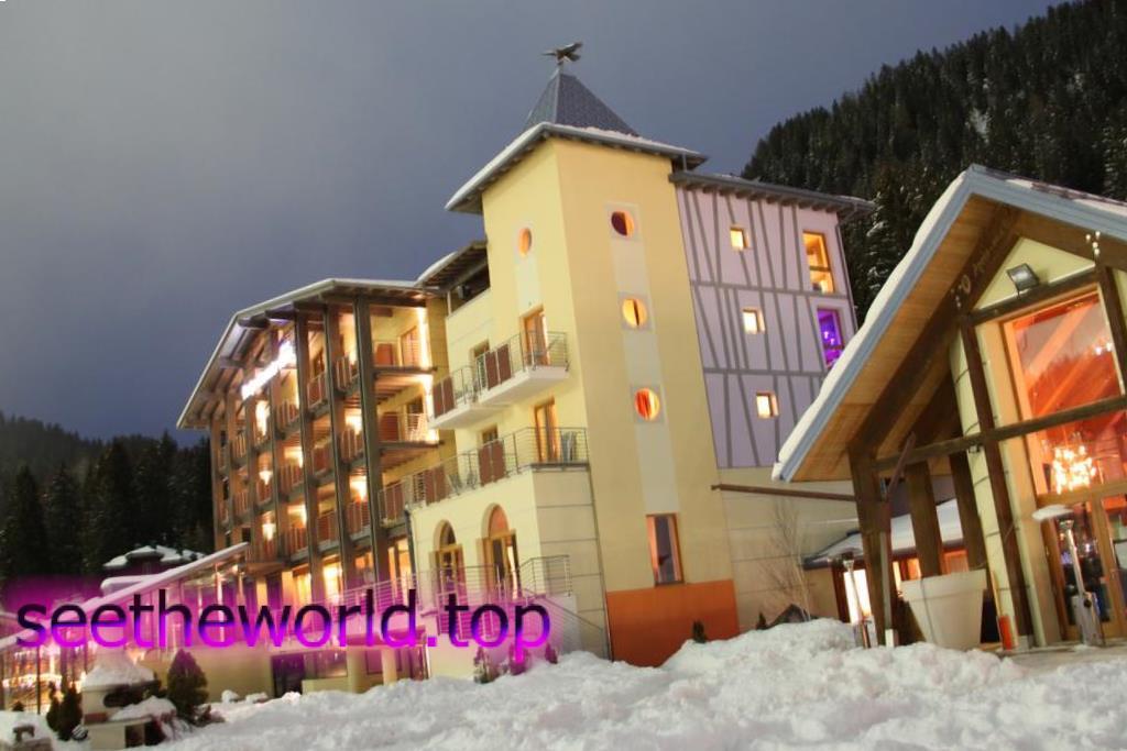 Гірськолижний курорт Мадонна ді Кампільо(Madonna di Campiglio), Італія