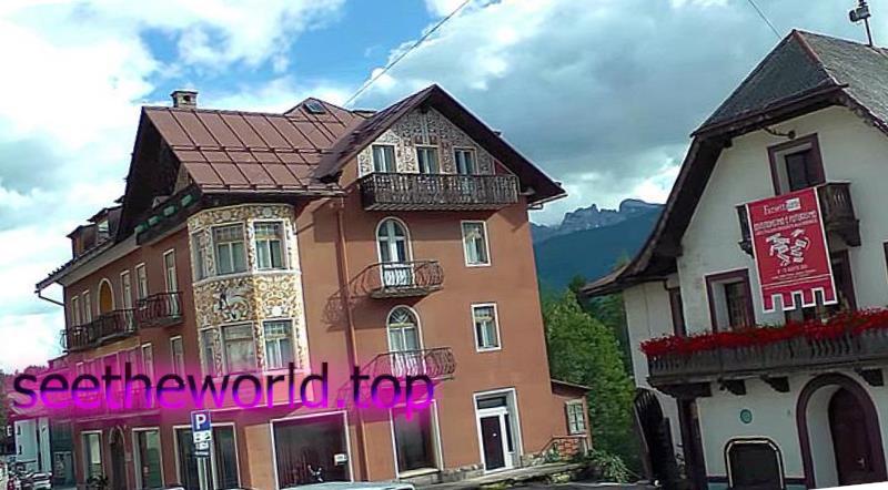 Гірськолижний курорт Кортіна д'Ампеццо (Cortina d'Ampezzo), Італія
