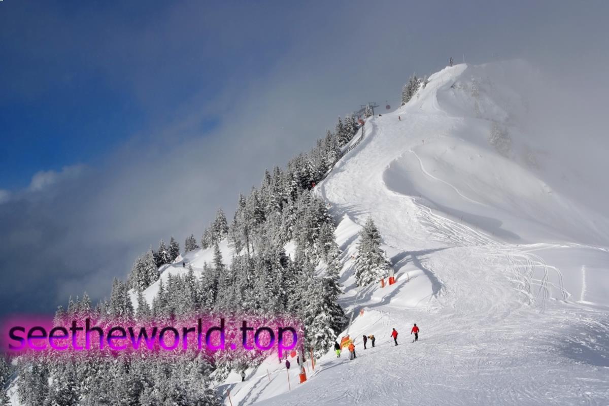 Гірськолижний курорт - Бад Гастайн (Bad Gastein), Австрія