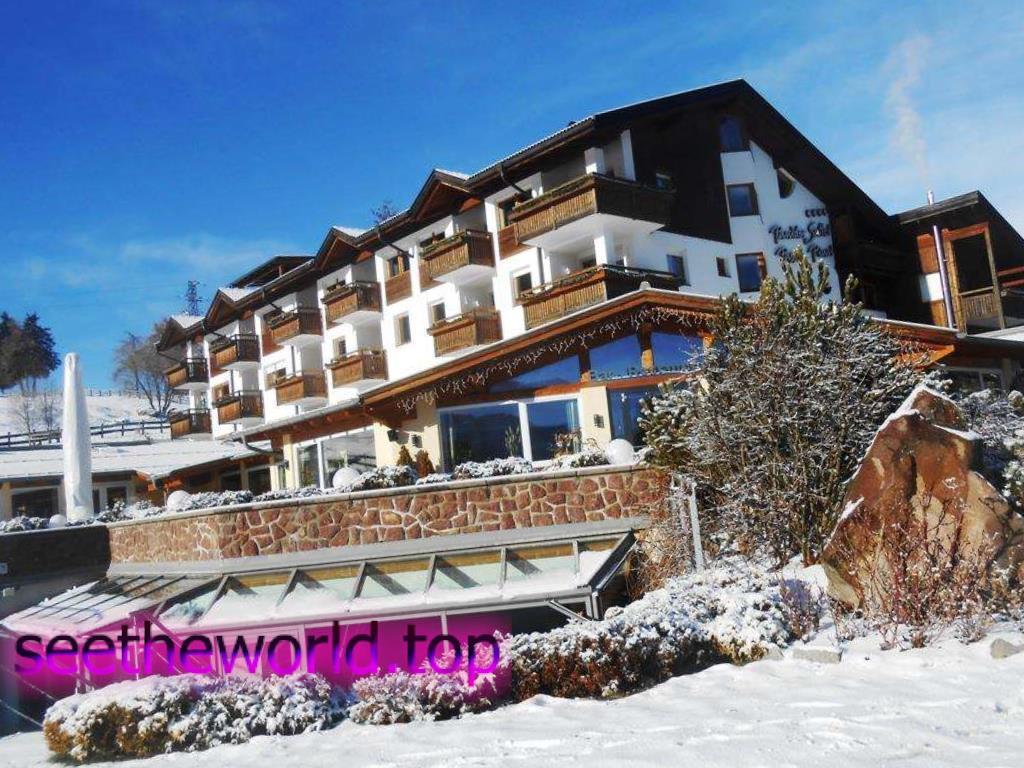 Гірськолижний курорт Валь-Гардена(Val Gardena) Італія
