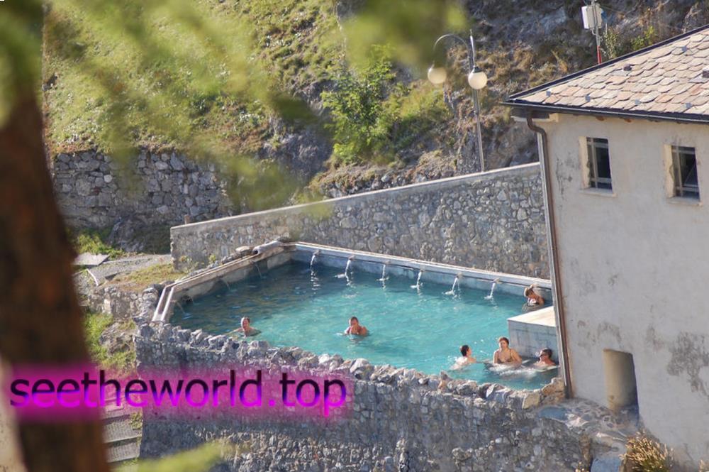 Гірськолижний курорт Борміо(Bormio), Італія