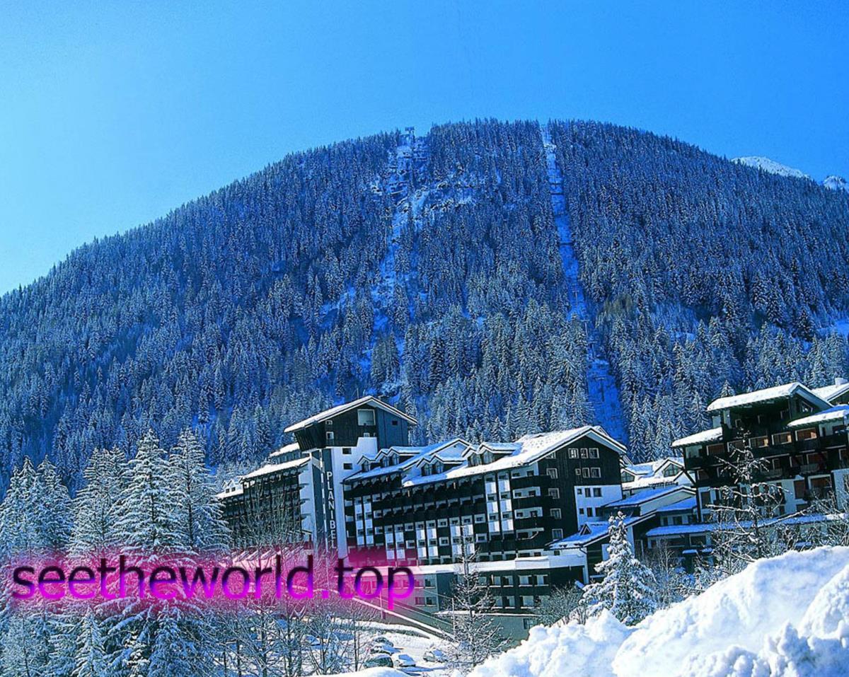 Гірськолижний курорт Монте-Роза (Monte-Rosa), Італія