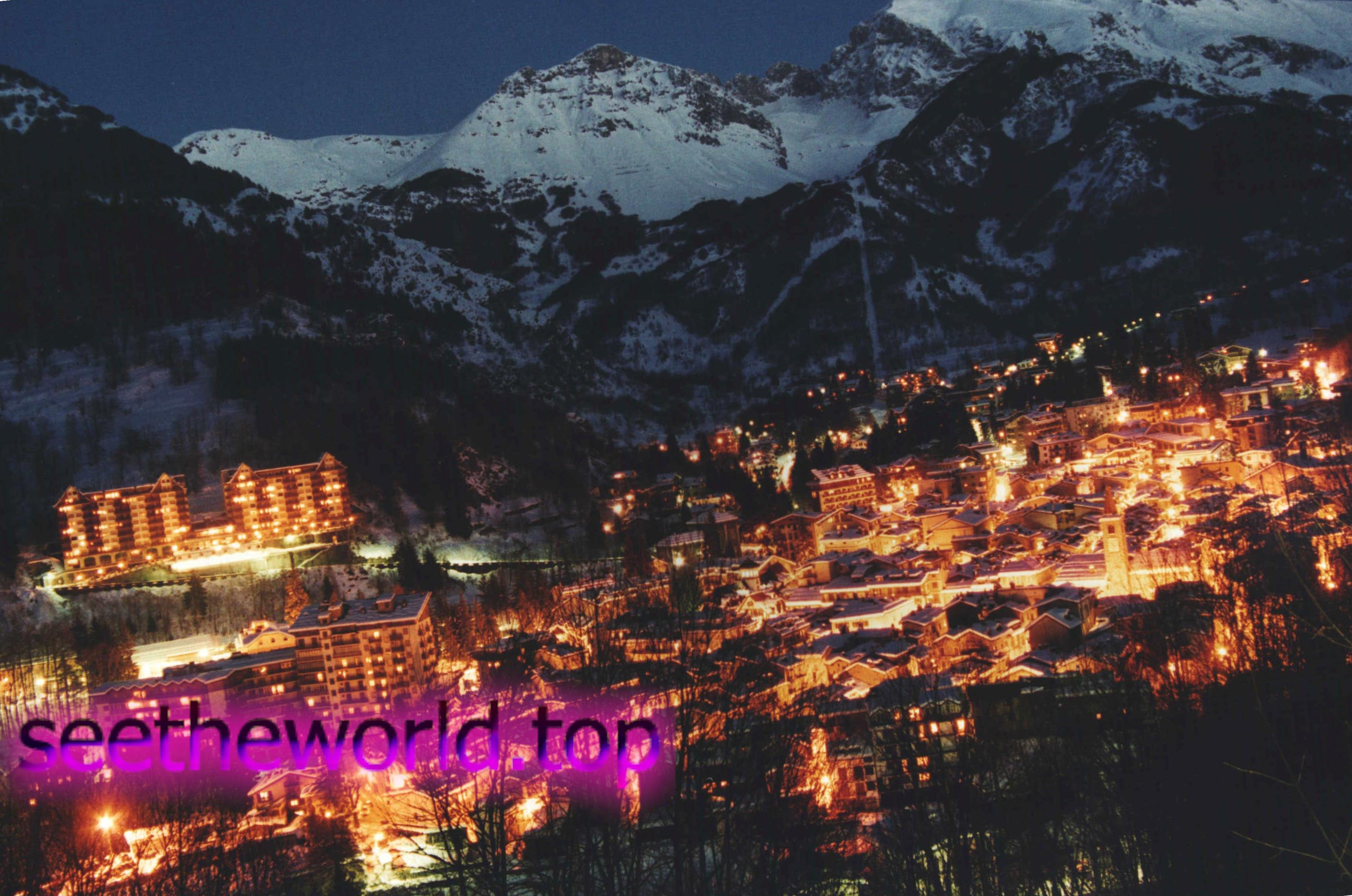 Гірськолижний курорт Різерва-Бьянка - Лимоне-П'ємонте (Riserva Bianca - Limone-Piemonte), Італія