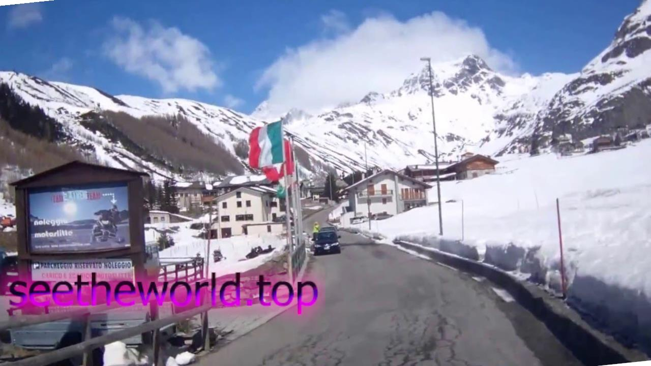 Гірськолижний курорт Валькьявенна - Мадезімо (Valchiavenna - Madesimo), Італія