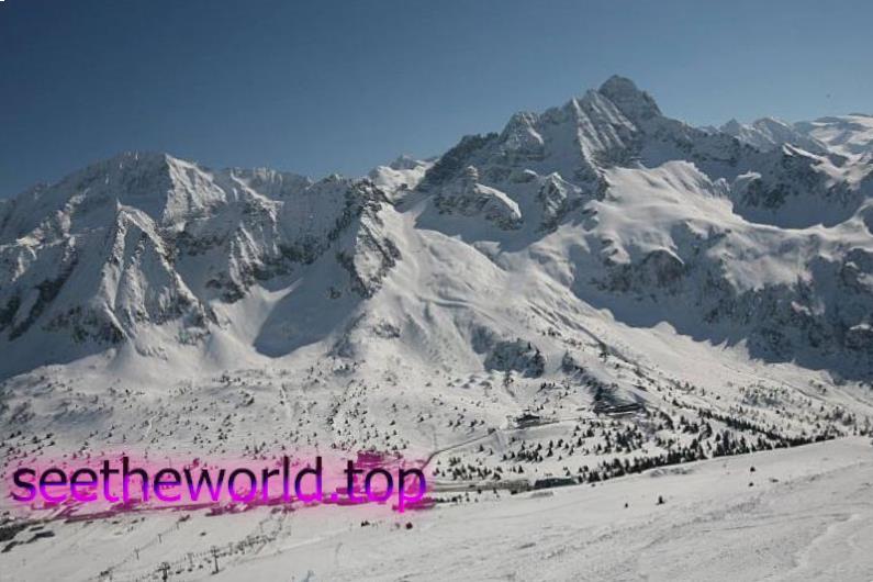 Гірськолижний курорт Адамелло-Скі (Adamello Ski), Італія