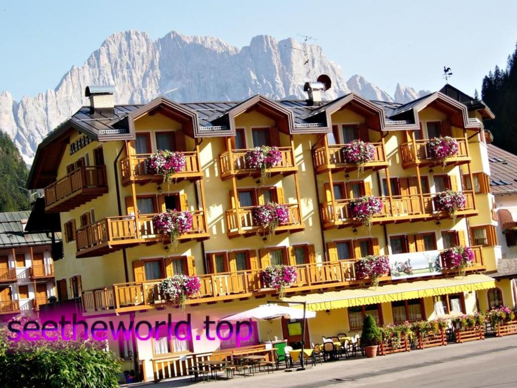 Гірськолижний курорт Чіветта (Civetta), Італія