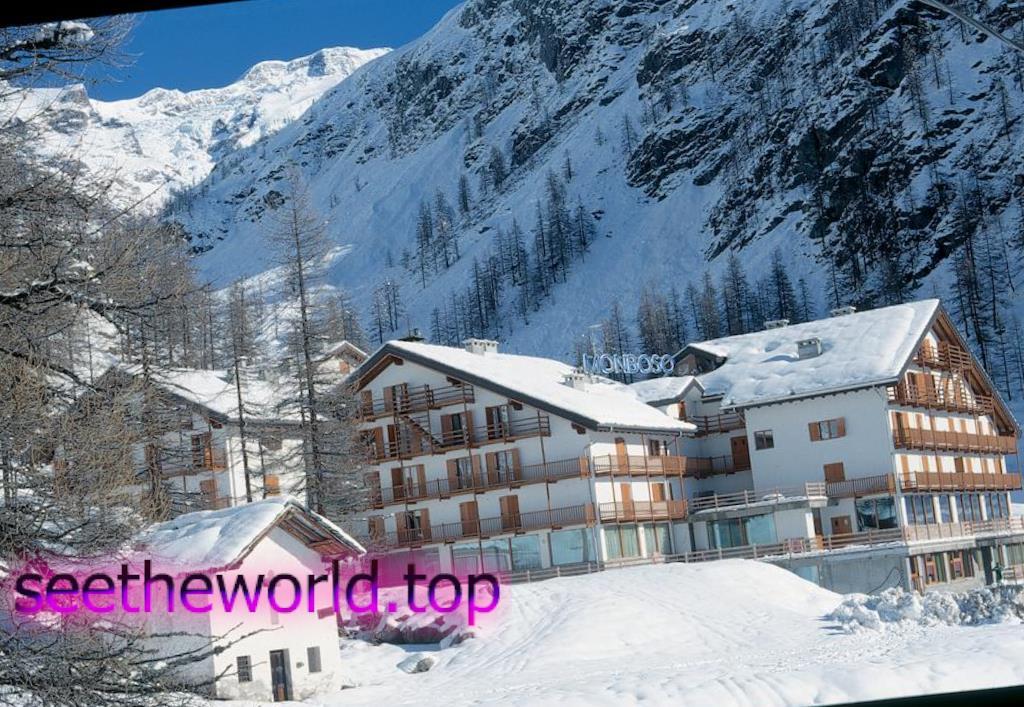 Гірськолижний курорт Грессоней (Gressoney), Італія