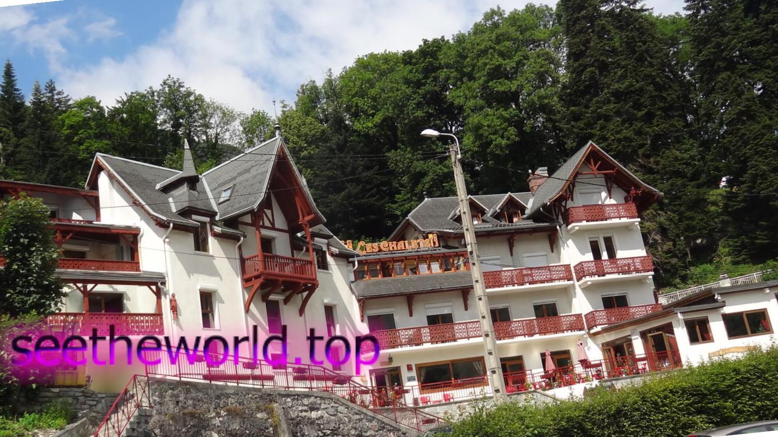 Гірськолижний курорт Брід Ле Бен (Brides les Bains), Франція