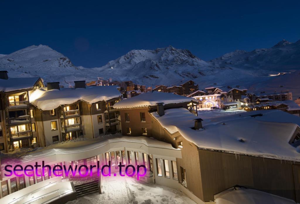 Гірськолижний курорт Валь Торанс (Val Thorens), Франція