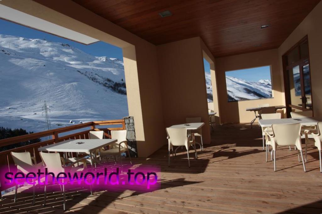 Гірськолижний курорт Ле Менюїр (Les Ménuires), Франція