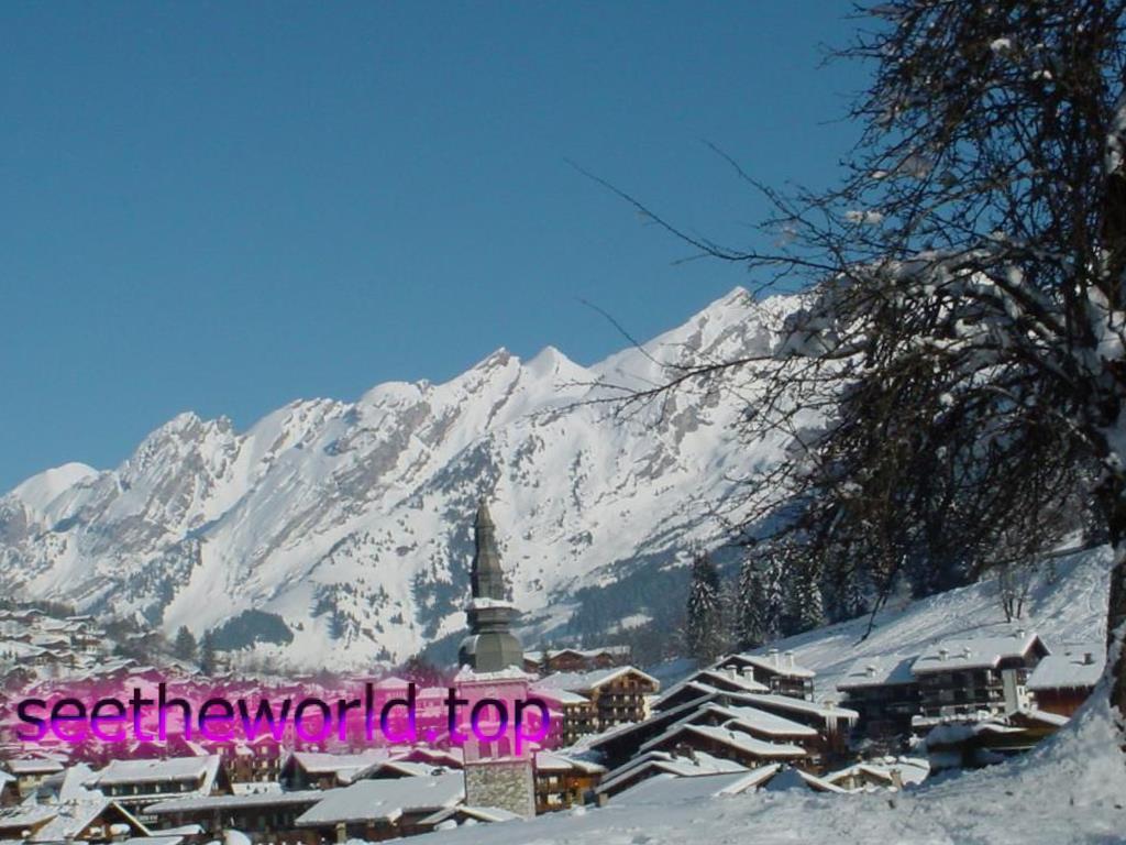 Гірськолижний курорт Ля Клюза (La Clusaz), Франція