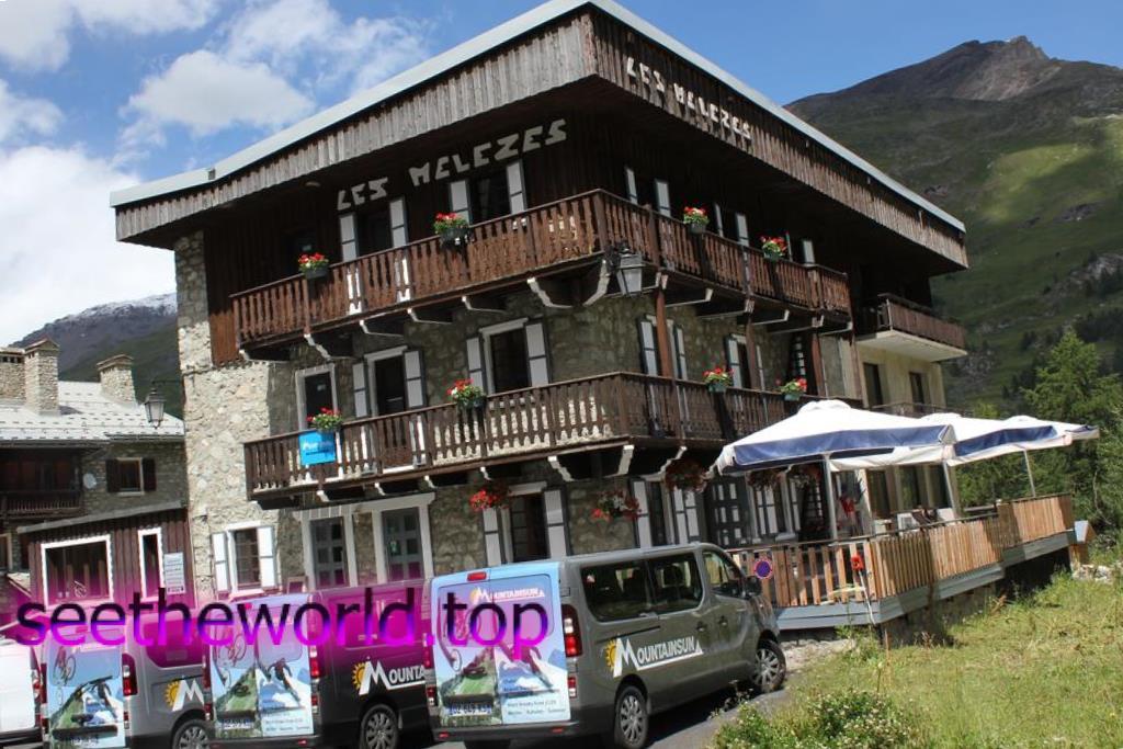 Гірськолижний курорт Тінь (Tignes), Франція