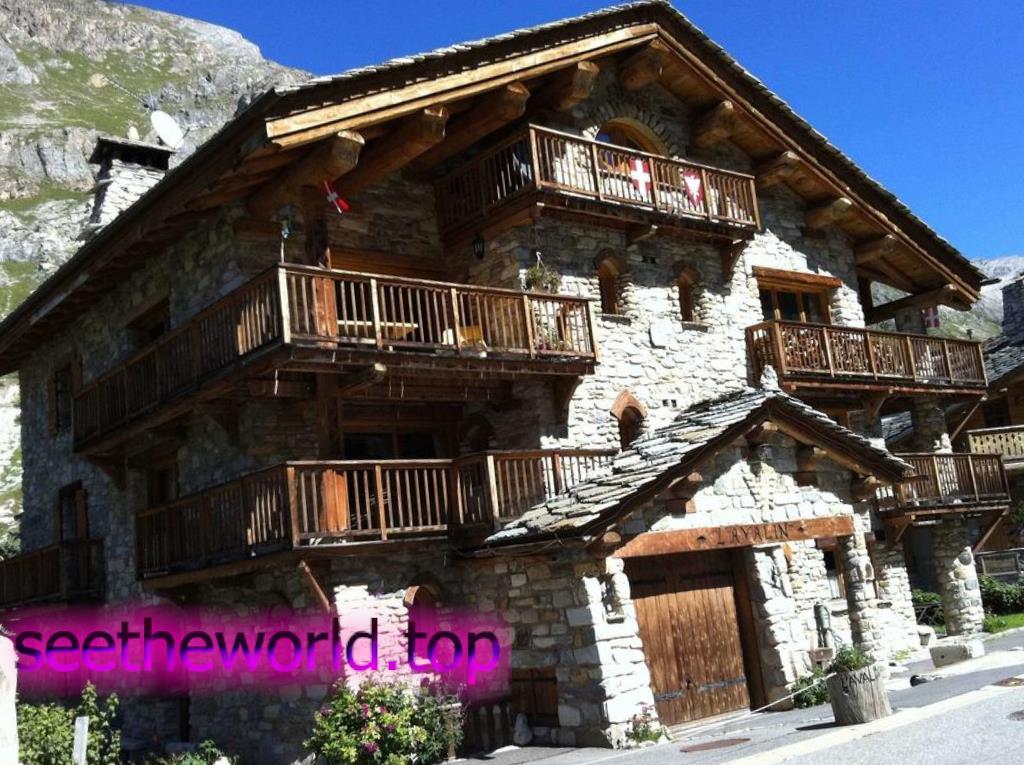 Гірськолижний курорт Валь д'Ізер (Val d'Isere), Франція