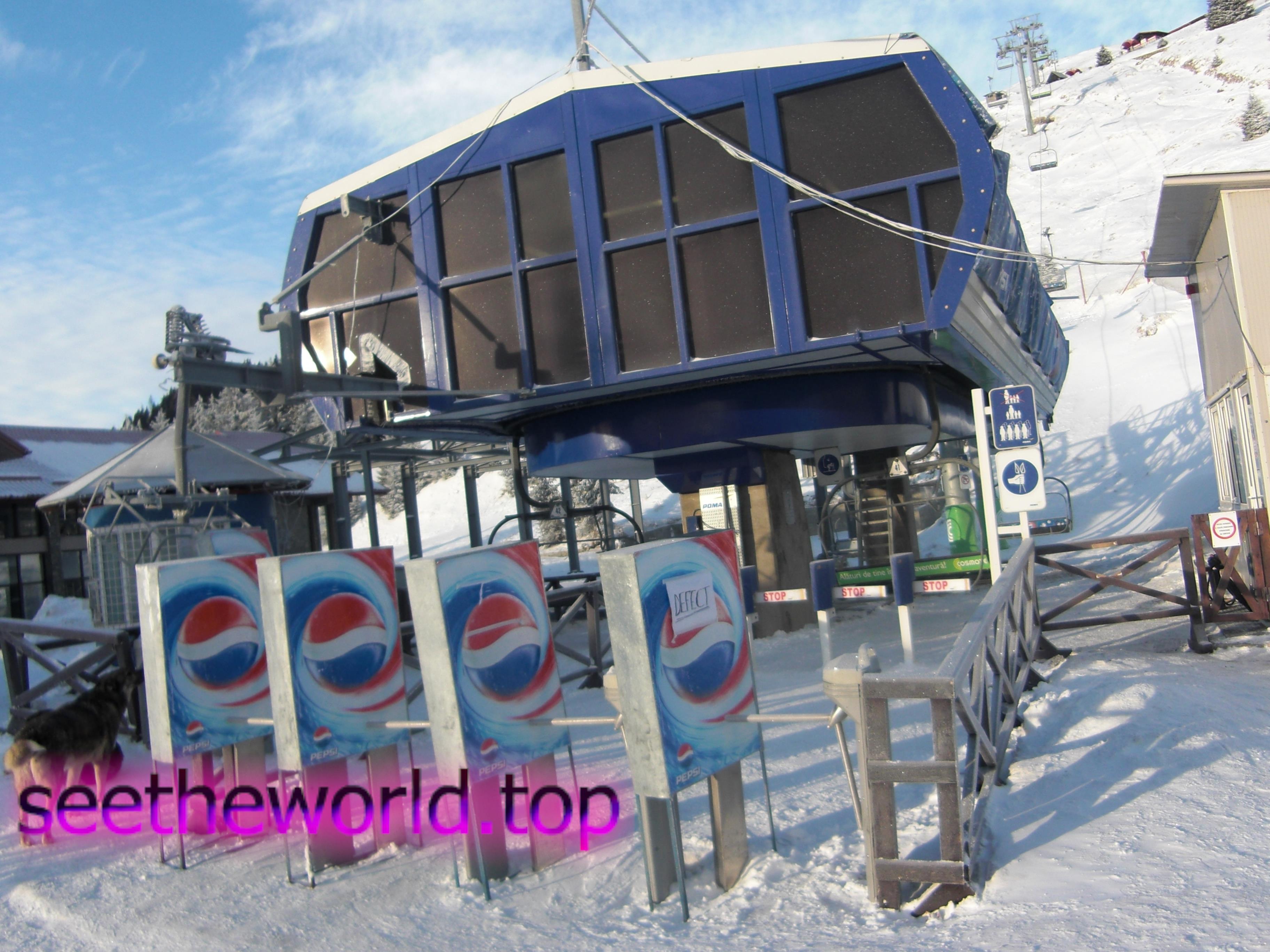Гірськолижний курорт Шамоні (Chamonix), Франція