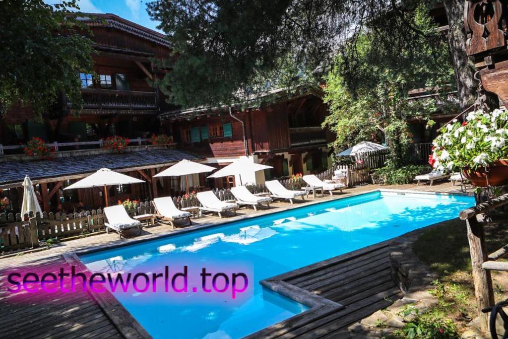 Гірськолижний курорт Межев (Megeve), Франція