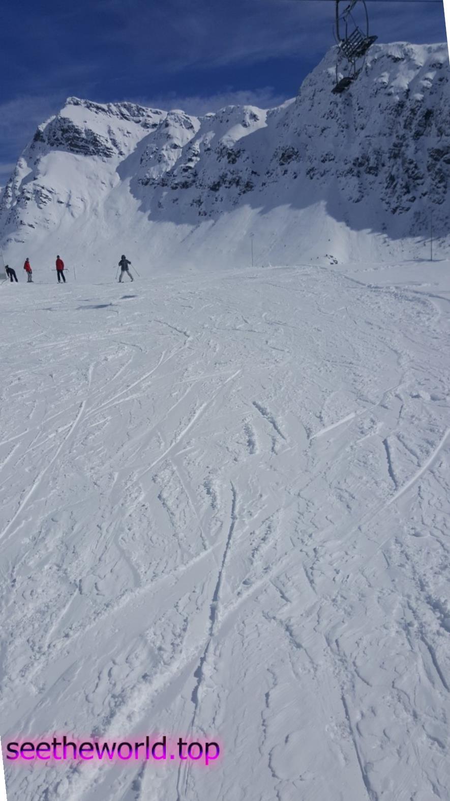 Гірськолижний курорт Ля Розьєр (La Rosière), Франція