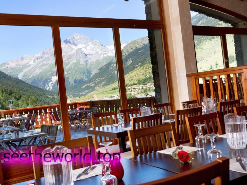 Гірськолижний курорт Валь Сені (Val Cenis), Франція