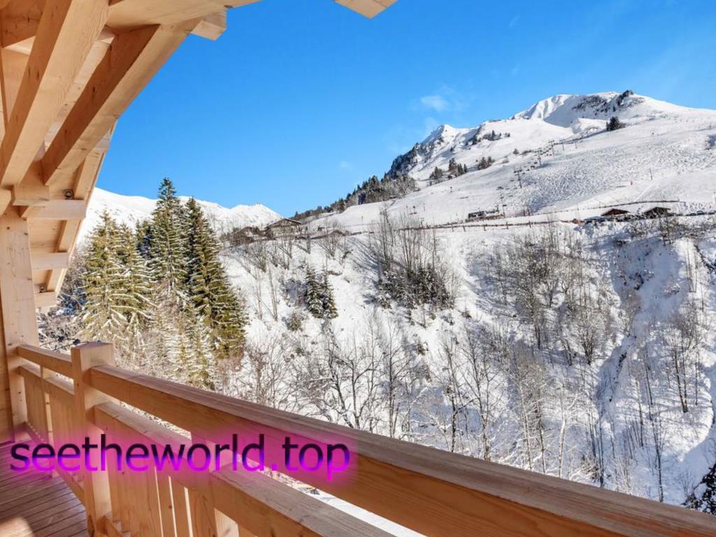 Гірськолижний курорт Ле Гран Борнан (Le Grand Bornand), Франція