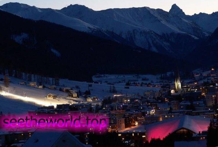 Гірськолижний курорт Давос (Davos), Швейцарія