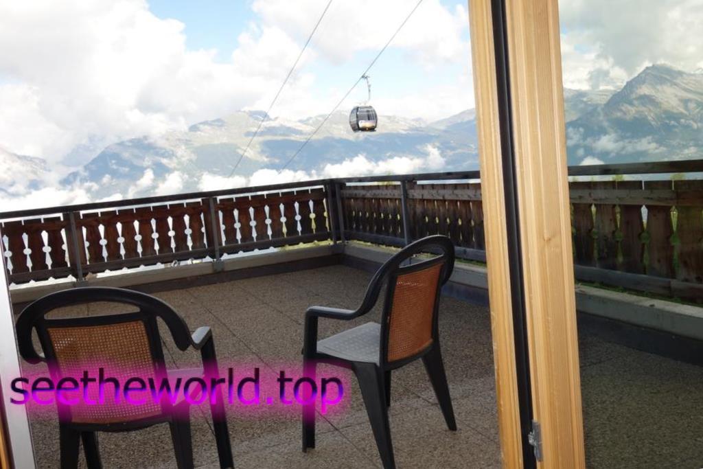 Гірськолижний курорт Вейзонна (Veysonnaz), Швейцарія