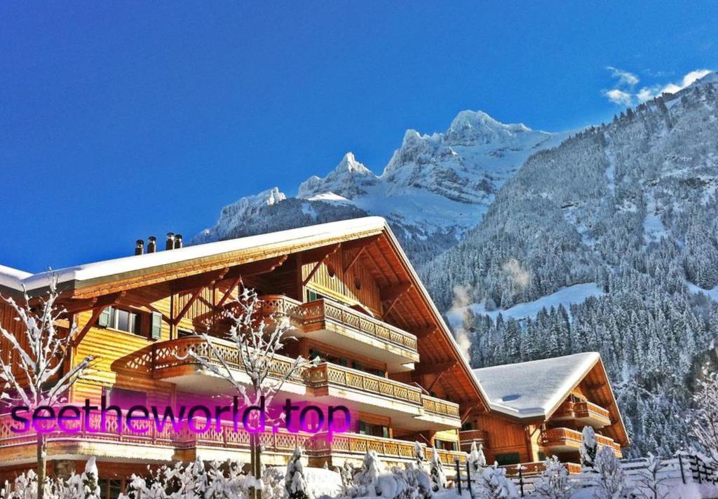 Гірськолижний курорт Шампері (Champery), Швейцарія