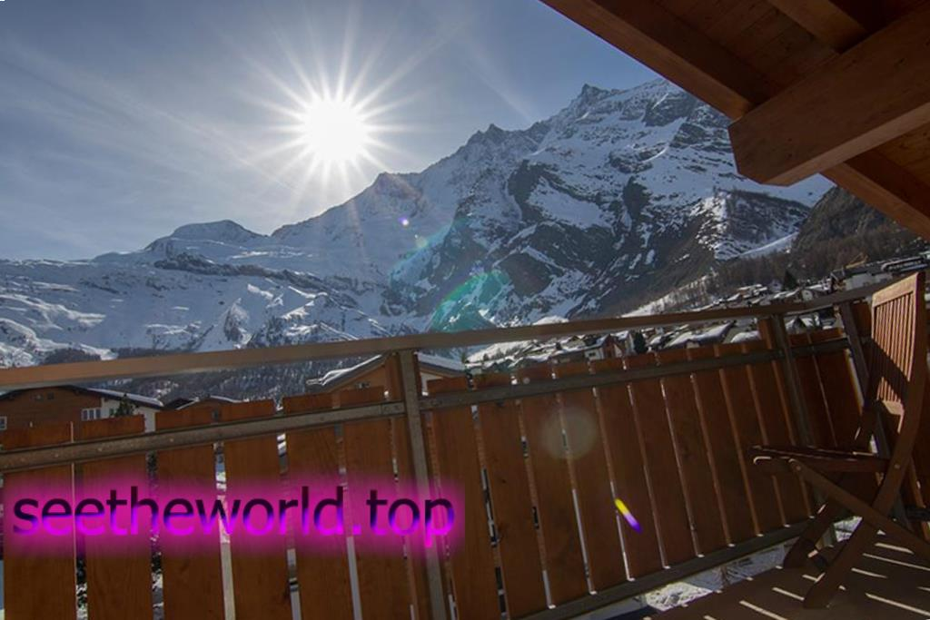 Гірськолижний курорт Зас Фе (Sааs Fee), Швейцарія