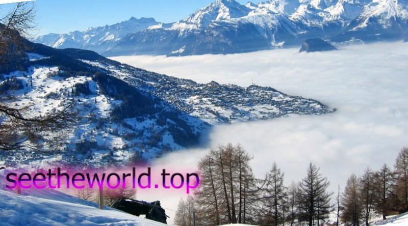 Гірськолижний курорт Ненда (Nendaz), Швейцарія