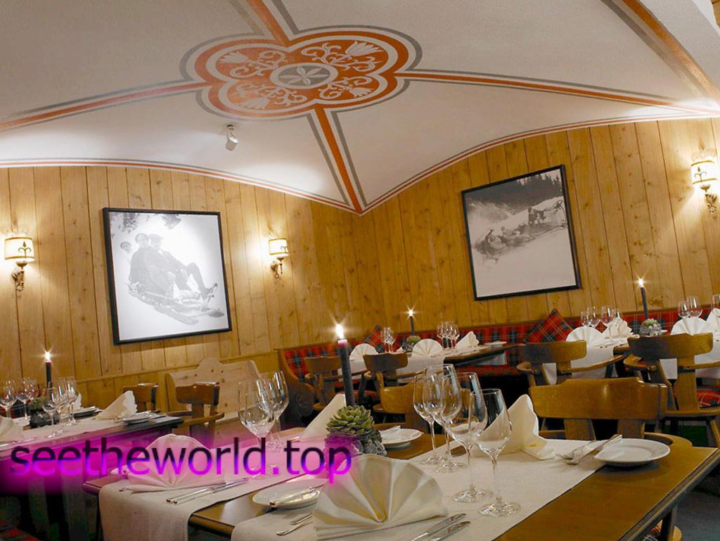 Гірськолижний курорт Aроза (Аrosa), Швейцарія