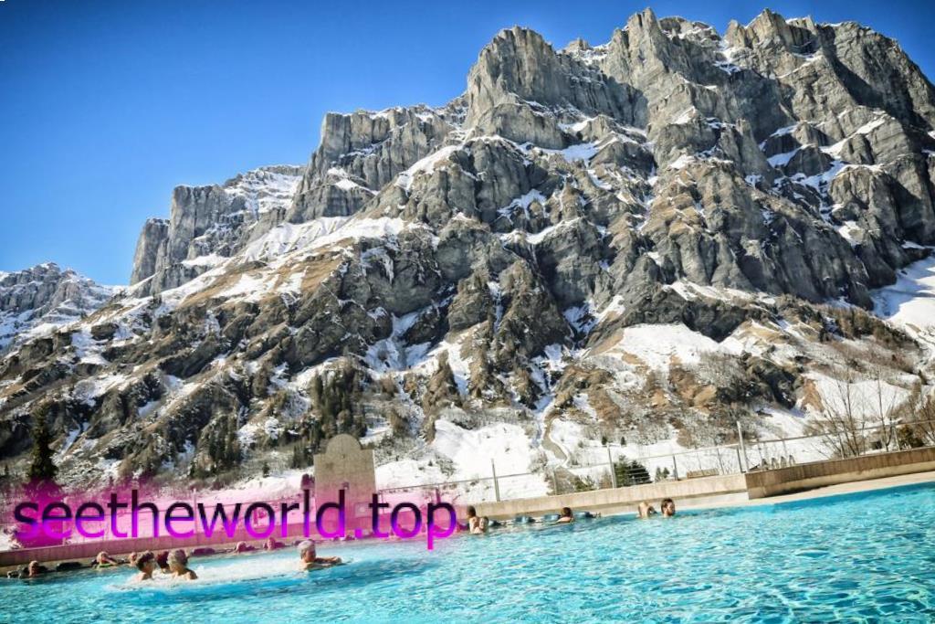 Гірськолижний курорт Лeйкербад (Lеukerbad), Швейцарія