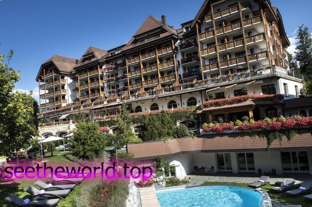 Гірськолижний курорт Гштaaд (Gstааd), Швейцарія
