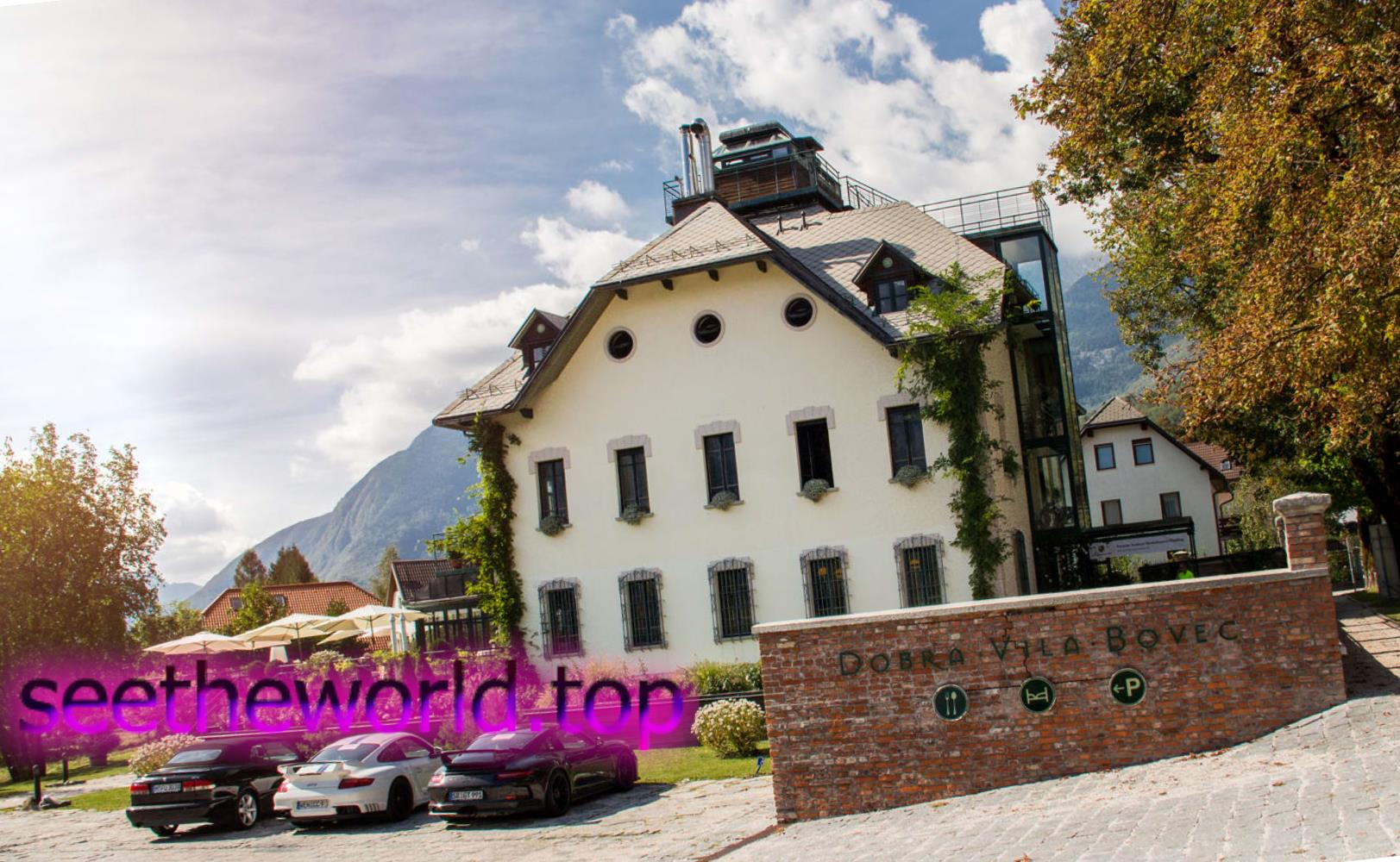 Гірськолижні курорти Словенії
