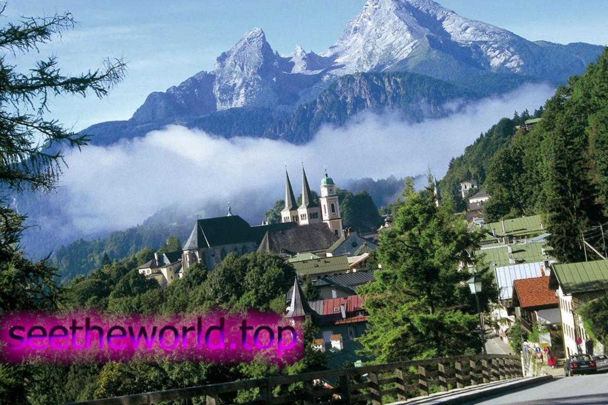 Гірськолижний курорт Берхтесгаден (Berchtesgaden), Німеччина