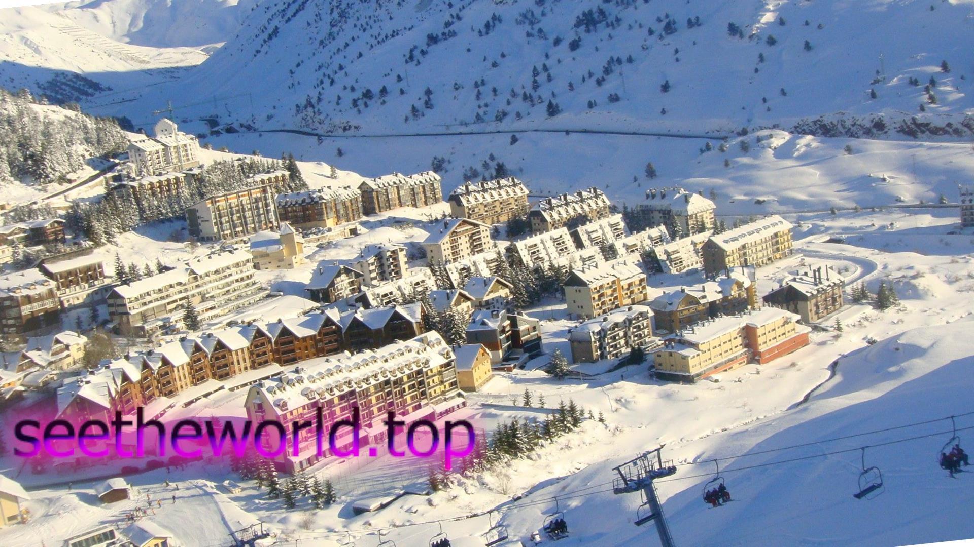 Гірськолижні курорти Іспанії