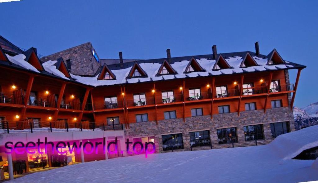 Гірськолижний курорт Формігаль (Formigal), Іспанія