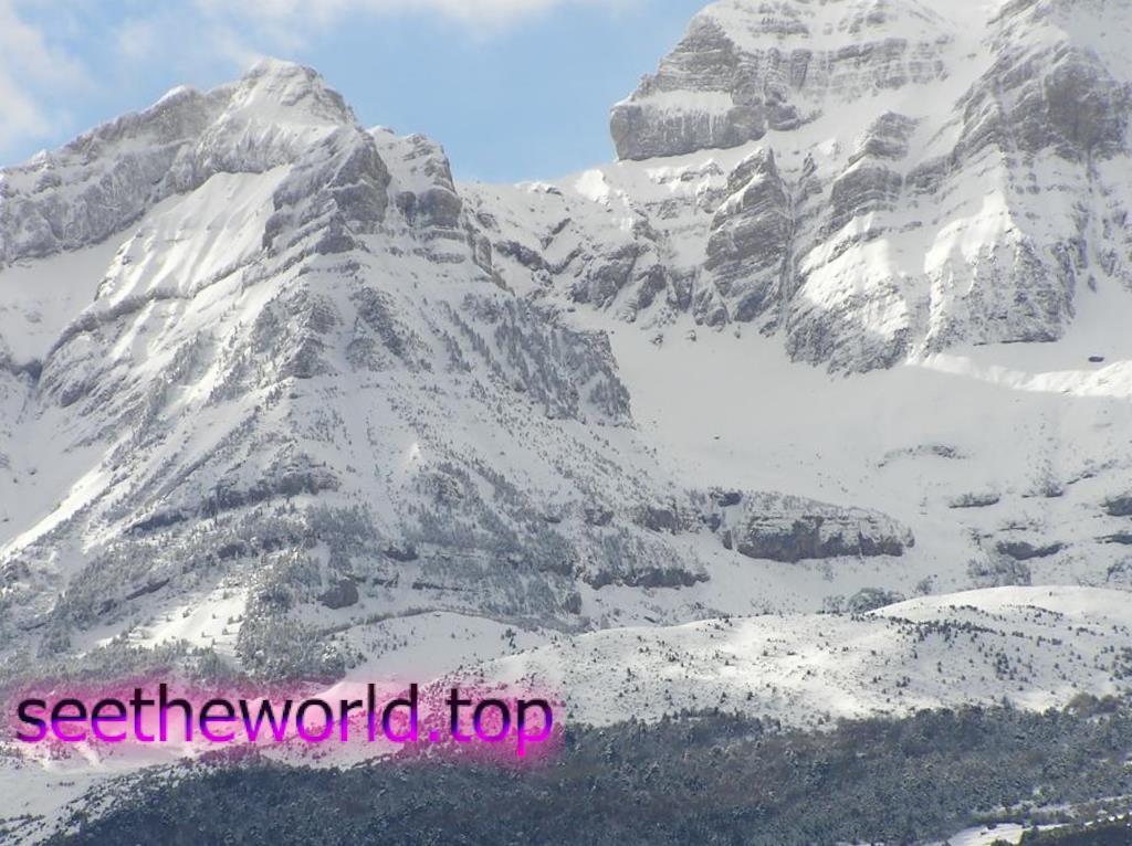 Гірськолижний курорт Пантикоса (Pantikosa), Іспанія