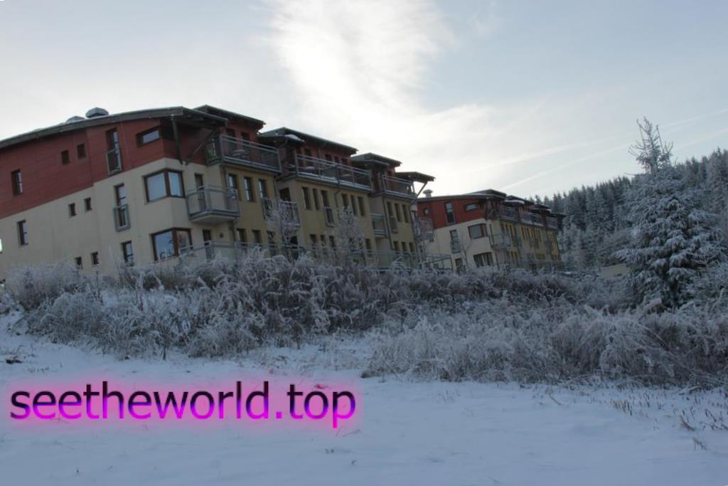 Гірськолижний курорт Кліновець (Klínovec), Чехія