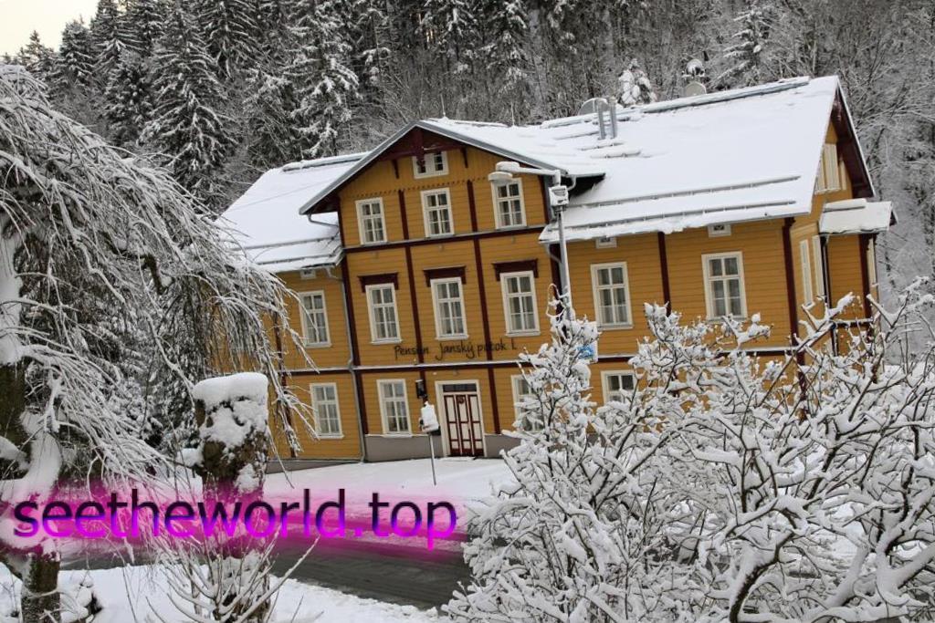 Гірськолижний курорт Янске Лазні (Janske Lazne), Чехія