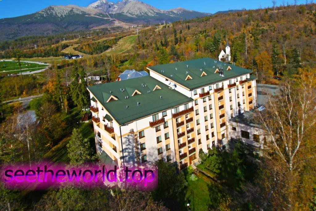 Гірськолижний курорт Татранська Ломниця(Tatranska Lomnica), Словаччина