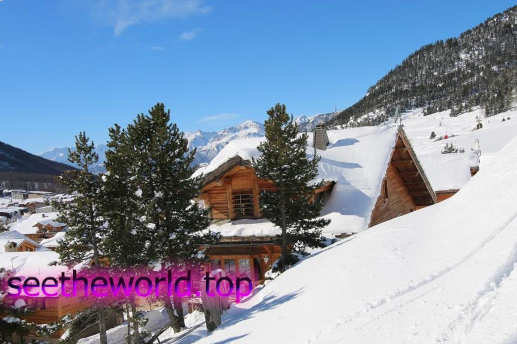 Гірськолижний курорт Монженевр (Montgenèvre), Франція